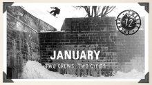 12 Months - January - Full Film